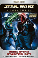 Dark Jedi Rebel Storm 21//60 Empire,Rare WotC Star Wars Miniatures Darth Vader
