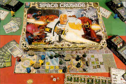 WARHAMMER Cb66-Space-Crusade